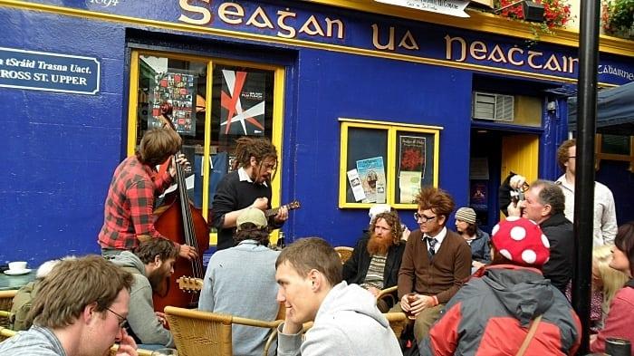 pub em Galway - Dicas de intercâmbio na Irlanda, na linda Galway