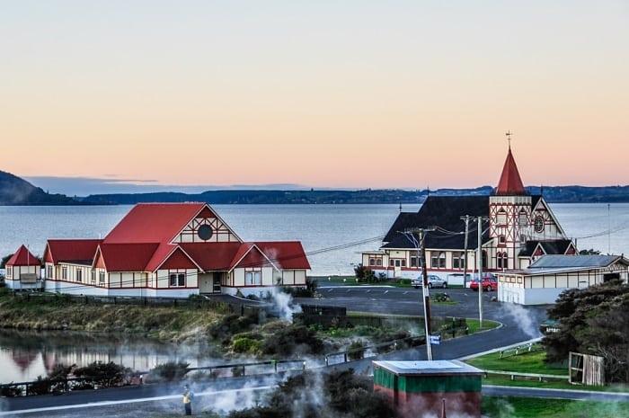rotorua - Dicas da Nova Zelândia para quem vai a primeira vez