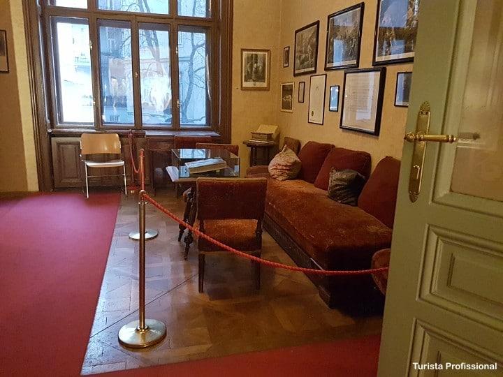 Casa do Freud em Viena