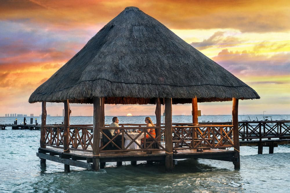 Isla Mujeres para casais - Pacotes de viagem para o Dia dos Namorados