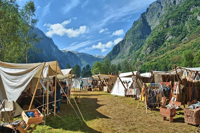 mercado viking noruega - Que tal conhecer algumas atrações vikings na Noruega?