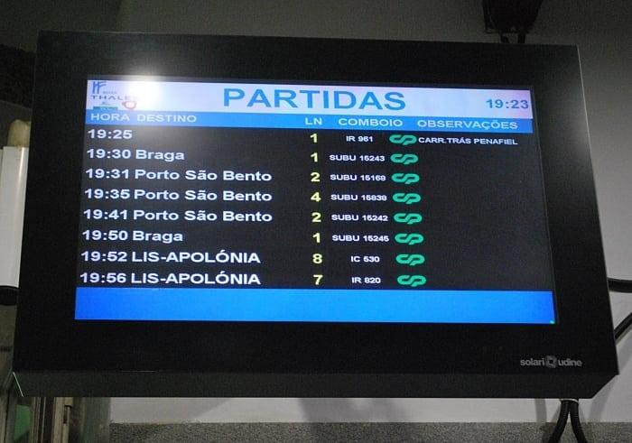 portugal trem dicas - Viagem de trem em Portugal: tudo o que você precisa saber!