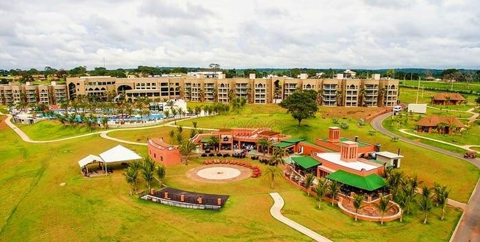 promoção de resorts