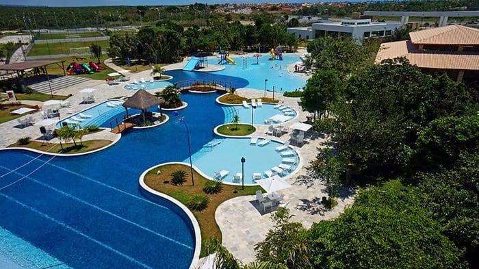 resorts promoção nordeste