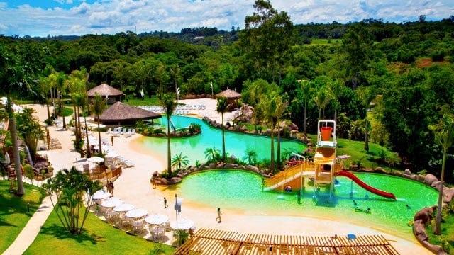 resorts promoção