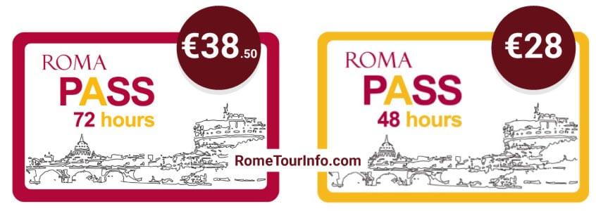dicas de Roma