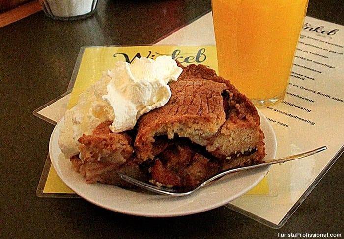 torta de maca - Uma deliciosa viagem pela gastronomia holandesa!