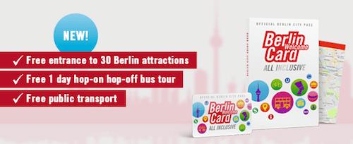 Berlin WelcomeCard - Metrô de Berlim: tudo o que você precisa saber para usá-lo!
