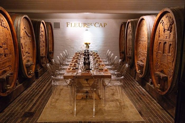 roteiro dos vinhos na África do Sul