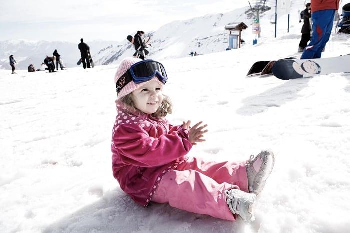 Kids Valle Nevado - Que tal aprender a esquiar no Valle Nevado?