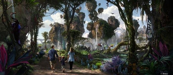 Avatar na Disney