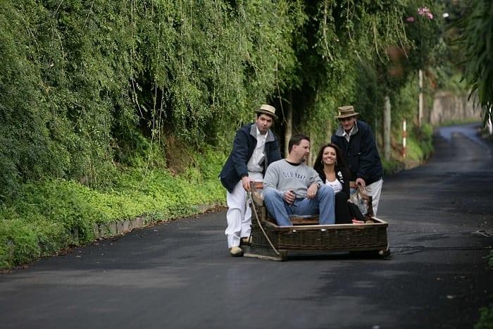 Carro de Cesto Credito Turismo da Madeira - Dicas da Ilha da Madeira: tudo o que você precisa saber!
