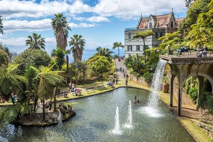 Jardim Monte Palace Credito Greg Snel - Dicas da Ilha da Madeira: tudo o que você precisa saber!