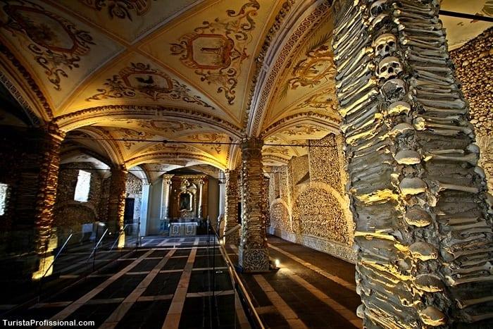evora capela dos ossos - Capela dos Ossos em Évora, Portugal: um lugar que vai te surpreender!