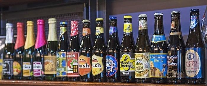 cervejas artesanais da Bélgica