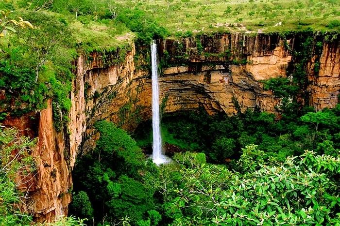 resort chapada - O que visitar na Chapada dos Guimarães e em Nobres, no Mato Grosso