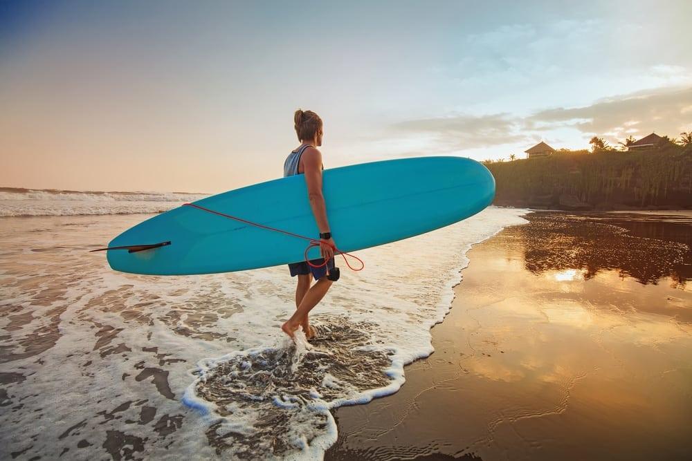 viagem surf