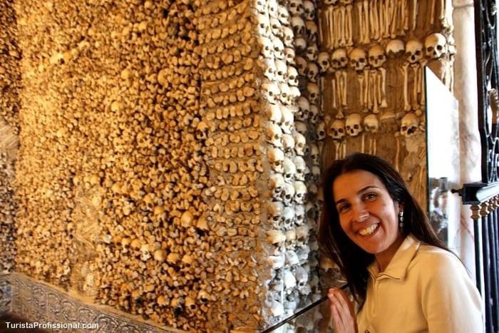 turista profissional 5 - Capela dos Ossos em Évora, Portugal: um lugar que vai te surpreender!