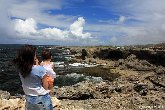 barbados caribe - Praias de Barbados na costa leste: explorando o lado Atlântico do Caribe