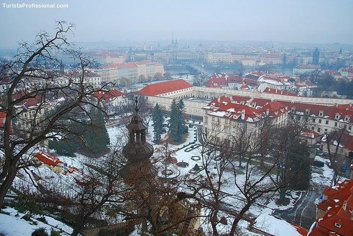 Castelo de Praga como chegar