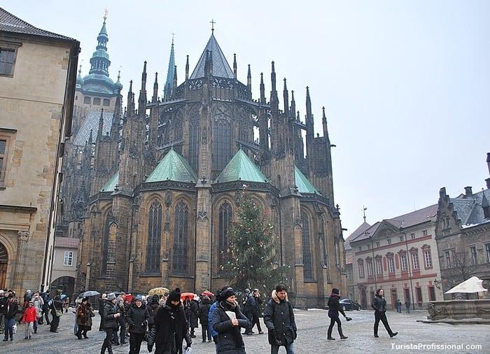 catedral do castelo de praga