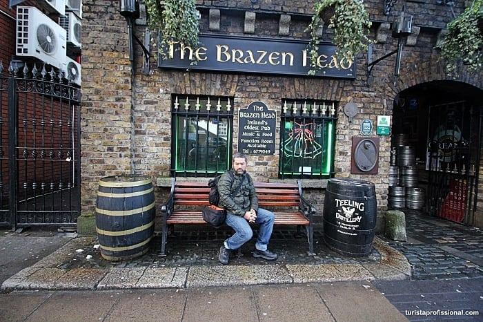 dicas de Dublin - pub mais antigo da Irlanda