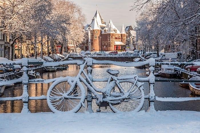 holanda no inverno - Cidades da Holanda para visitar além de Amsterdam