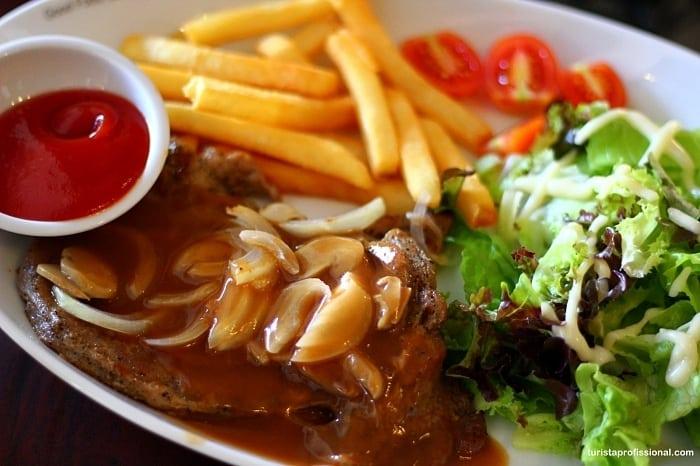 comida em chiang mai