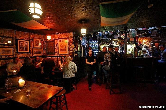 Brazen Head, o pub mais antigo da Irlanda