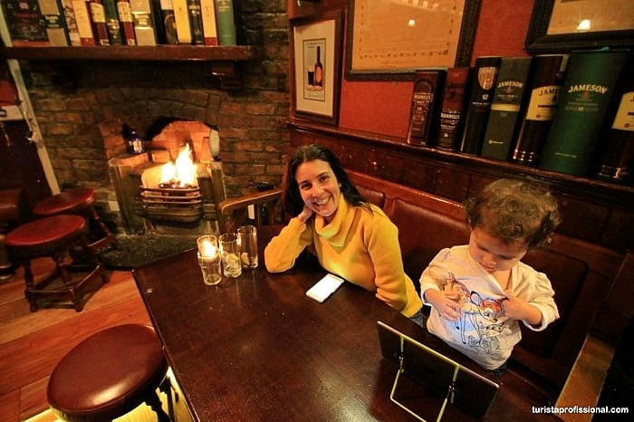 pub mais antigo da Irlanda