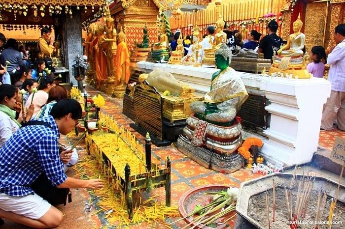 templos tailandeses - Dicas de Chiang Mai, na Tailândia: tudo o que você precisa saber!