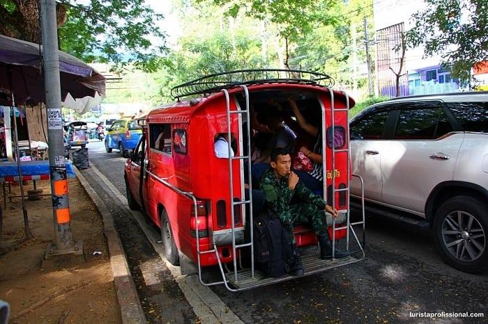 transporte em chiang mai - Dicas de Chiang Mai, na Tailândia: tudo o que você precisa saber!