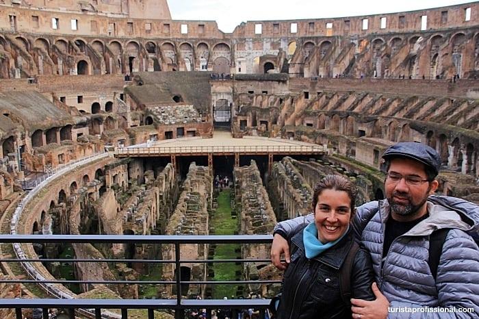 coliseu de roma dicas - Qual a melhor época para viajar para a Itália?