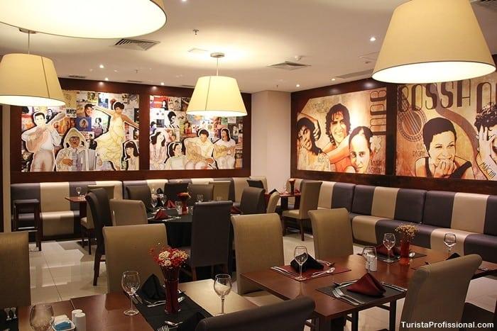 dica de restaurante rio de janeiro - Hotel Vila Galé Rio de Janeiro: oásis no coração da Lapa