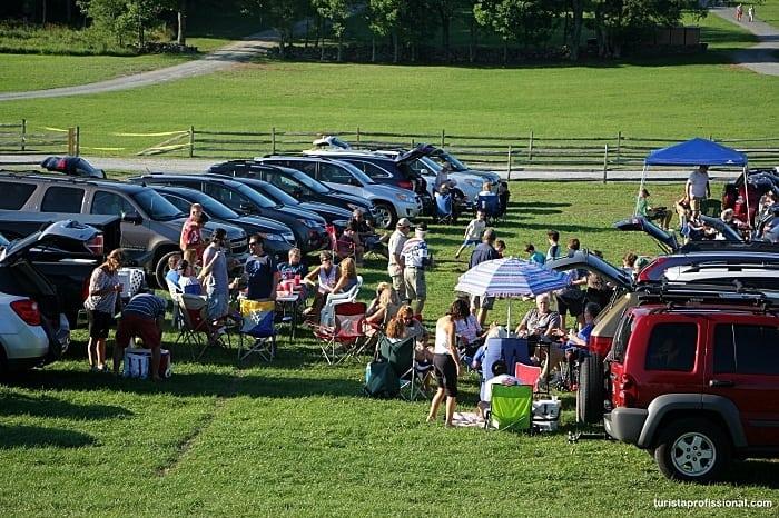 festival de woodstock - Que tal visitar o lugar onde aconteceu o Festival de Woodstock?!