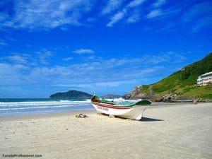 Praia do Santinho Florianópolis