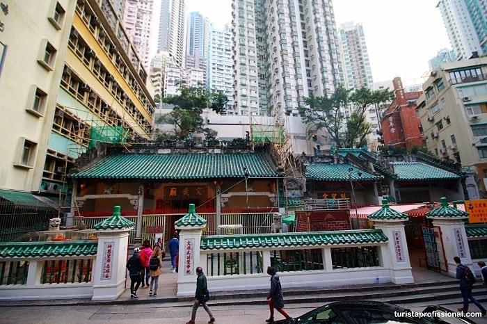 man mo temple - O que fazer em Hong Kong: pontos turísticos