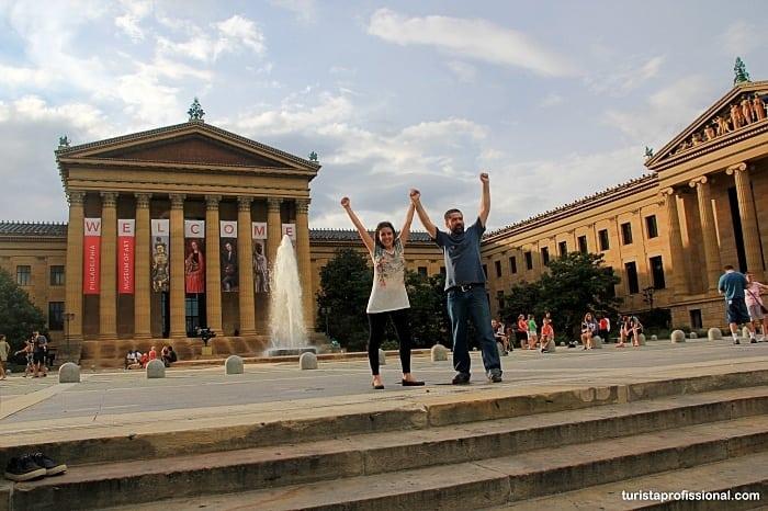 museu filadelfia - Roteiro de 1 dia na Filadélfia: como chegar e o que visitar