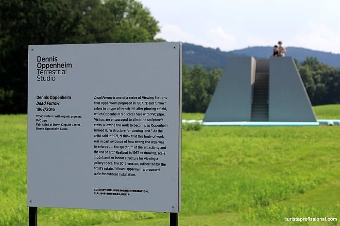 museu storm king - Bate e volta de Nova York: Storm King Art Center, o Inhotim americano
