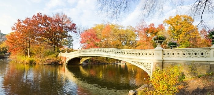 nova york no outono - Outono em Nova York