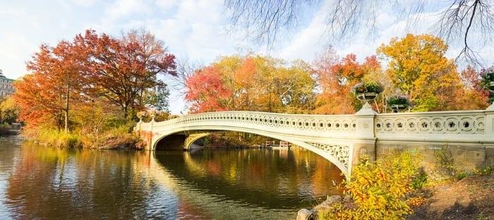 nova york no outono