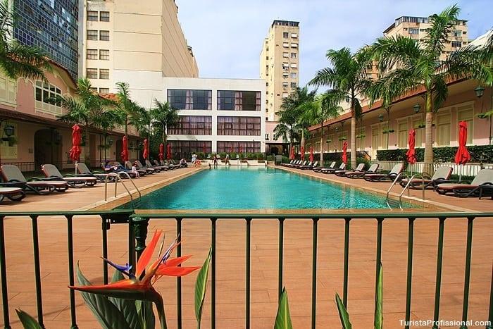 onde se hospedar no rio de janeiro - Hotel Vila Galé Rio de Janeiro: oásis no coração da Lapa
