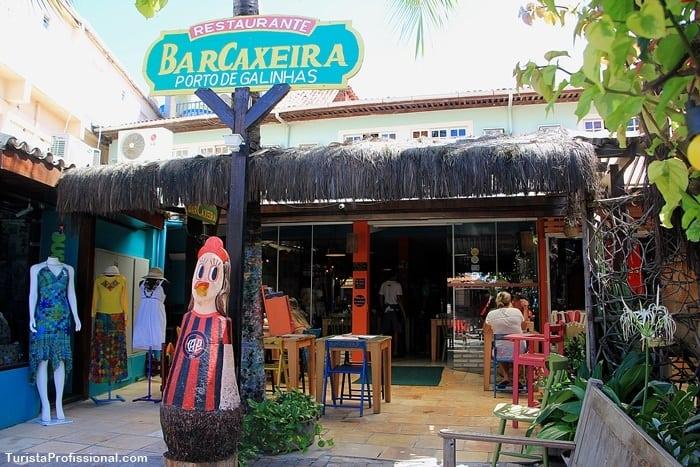 Restaurante Barcaxeira em Porto de Galinhas