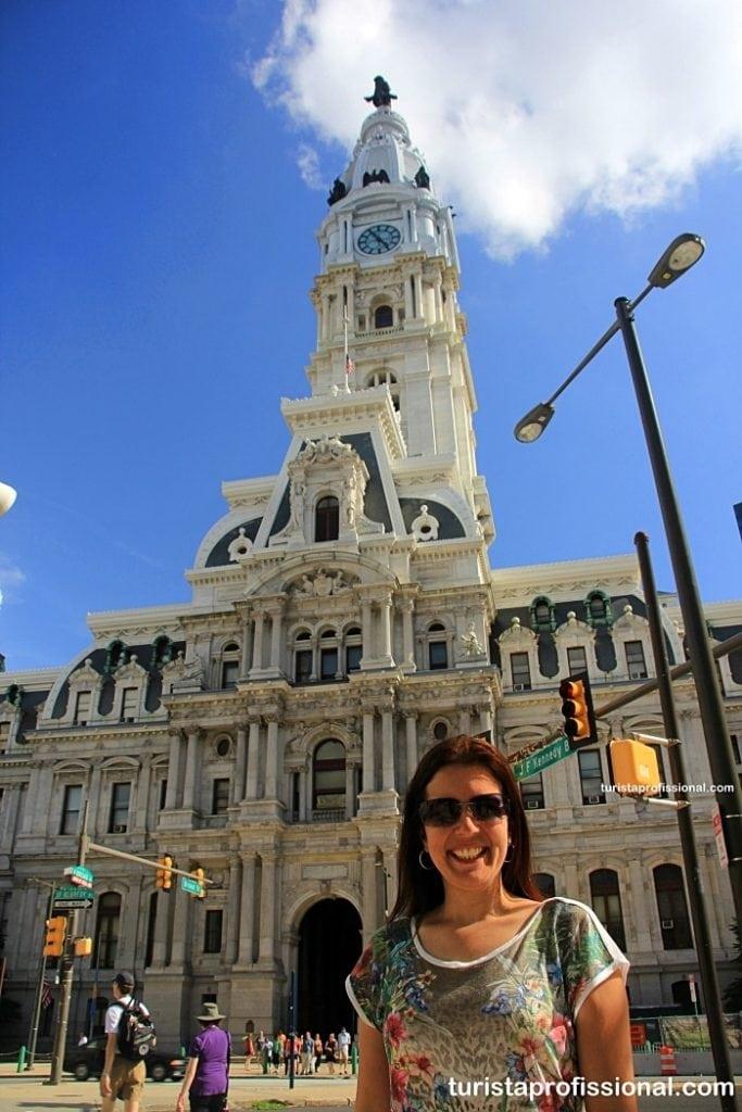 prefeitura da filadelfia 683x1024 - Roteiro de 1 dia na Filadélfia: como chegar e o que visitar