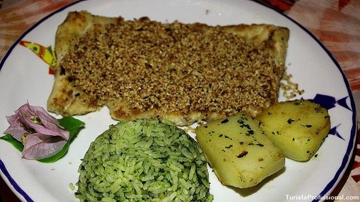 restaurante beijupira - O que e onde comer em Porto de Galinhas