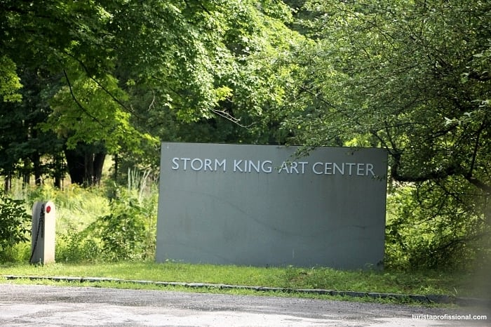storm king - Bate e volta de Nova York: Storm King Art Center, o Inhotim americano
