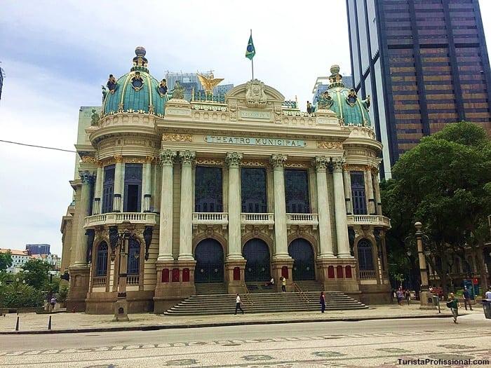 teatro municipal rio de janeiro - Hotel Vila Galé Rio de Janeiro: oásis no coração da Lapa