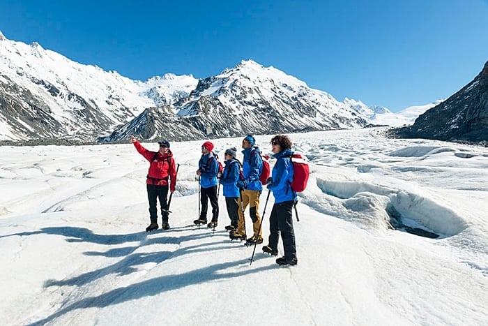 Dicas para visitar as geleiras da Nova Zelândia