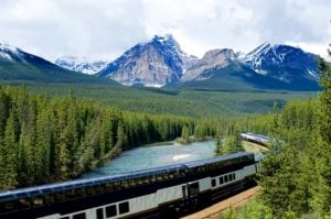 Viagem de trem no Canadá: conheça as rotas imperdíveis