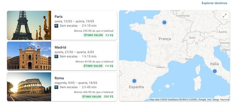 Google Flights 1 - Google Flights: como usar e dicas práticas!